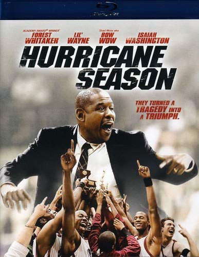 Hurricane Season [Blu-ray] DVD
