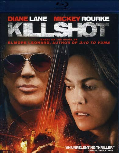 Killshot [Blu-ray] DVD