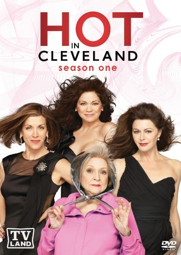 Hot in Cleveland: Season One DVD