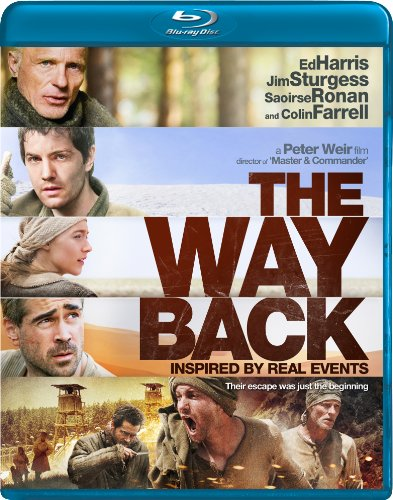 The Way Back [Blu-ray] DVD