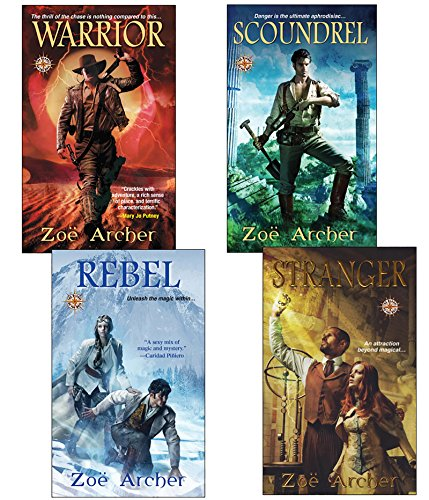 Book Blades of the Rose Bundle - four books, $10