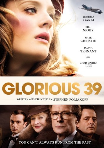 Glorious 39 DVD