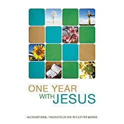 One Year with Jesus: 365 Devotional