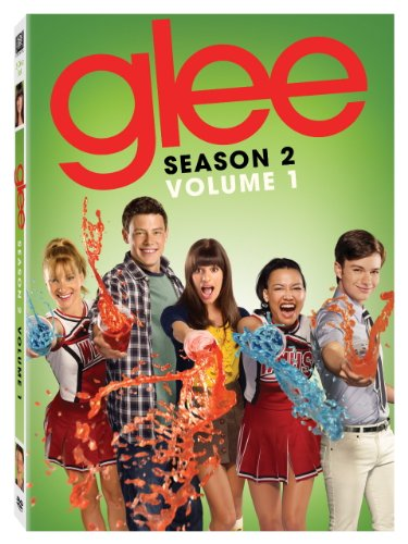 Glee: Season 2, Volume 1 DVD