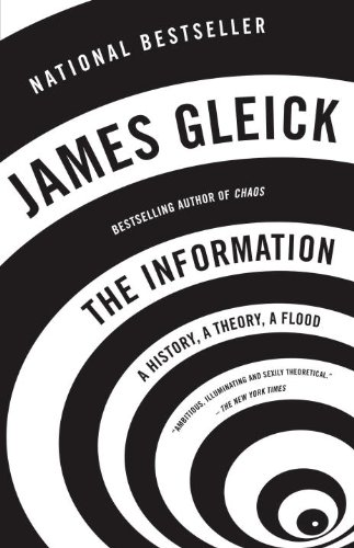 163. The Information: A History, a Theory, a Flood
