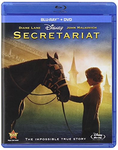 Secretariat Two-Disc Blu-ray/DVD Combo