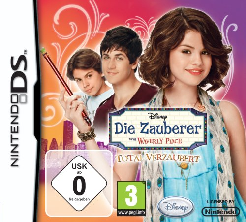 Die Zauberer vom Waverly Place: Total verzaubert
