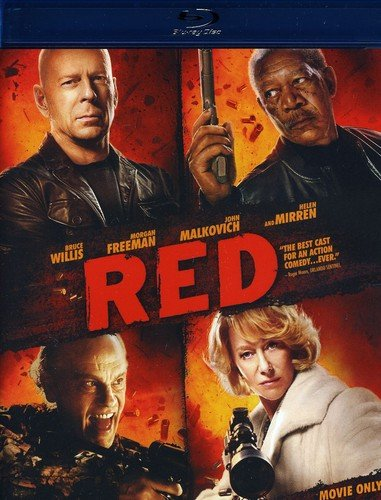 Red [Blu-ray] DVD