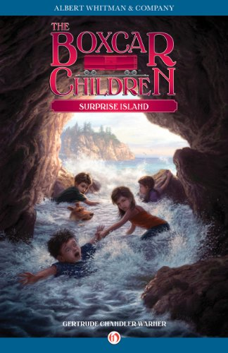 Book The Boxcar Children - Surprise Island