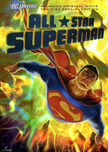 All-Star Superman (DVD) cover
