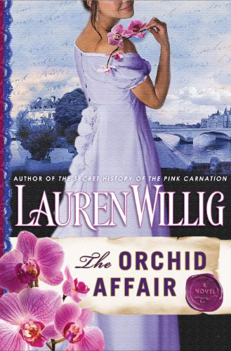 Book The Orchid Affair