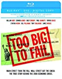 Too Big to Fail (Blu-ray/DVD Combo + Digital Copy)
