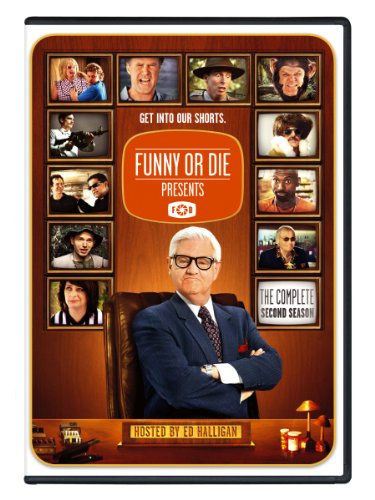 Funny Or Die Presents: Season Two DVD