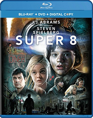 Super 8 [Blu-ray] DVD