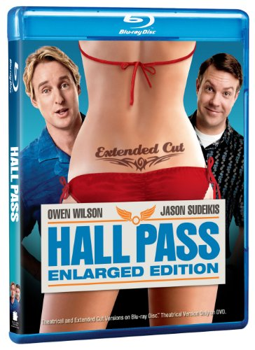 Hall Pass Two-Disc Blu-ray/DVD Combo + Digital Copy