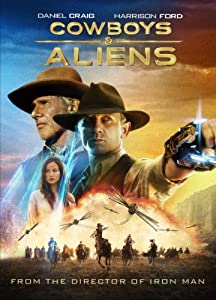 Friday Flick: Cowboys and Aliens