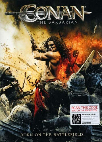 Conan the Barbarian DVD