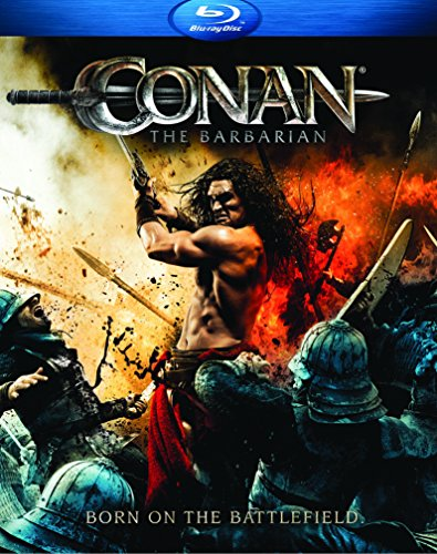 Conan the Barbarian [Blu-ray] DVD