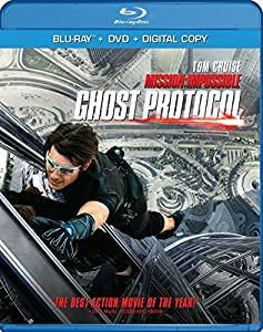 MOVIE REVIEW: Mission: Impossible - Ghost Protocol (2011)