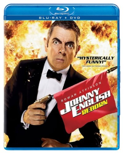 Johnny English Reborn [Two-Disc Combo Pack: Blu-ray + DVD + Digital Copy + UltraViolet] DVD