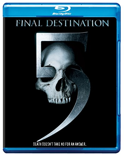 Final Destination 5 [Blu-ray] DVD
