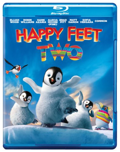 Happy Feet Two  DVD