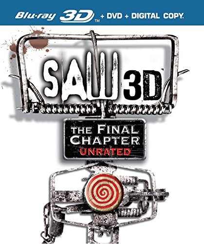 Saw 3D: The Final Chapter  DVD