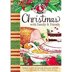 Christmas with Family & Friends Cookbook
