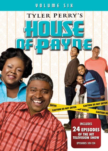 Tyler Perry's House of Payne, Vol. 6 DVD