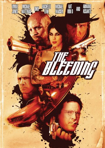 The Bleeding DVD