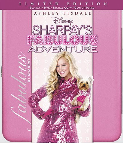 Sharpay's Fabulous Adventure  DVD