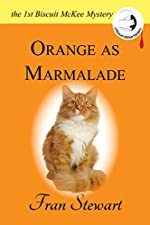 Orange as Marmalade by Fran Stewart