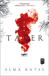 Kindle eBook Deal: Get THE TAKER by Alma Katsu for $2.99