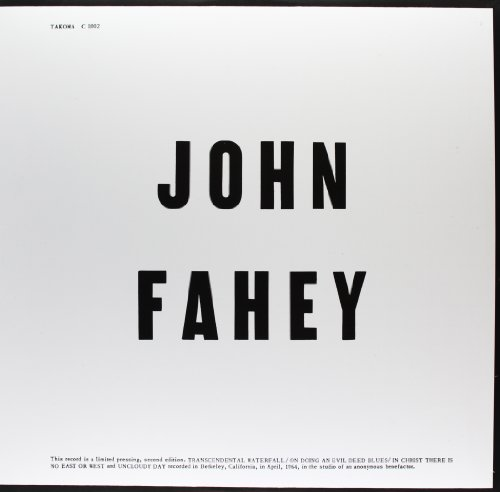Blind Joe Death [LP], John Fahey