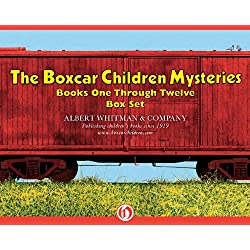 The Boxcar Children Mysteries Box Set: Books One Through Twelve