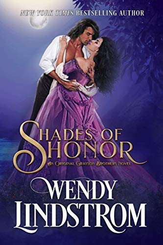 Shades of Honor - A Forbidden Once-in-a-lifetime Love