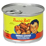 Amazon.com : Prairie Belt Sausage, Smoked,... cover