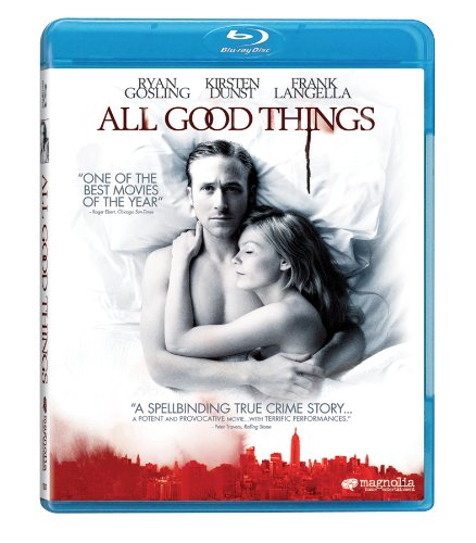 All Good Things [Blu-ray] DVD