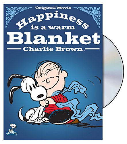 Happiness Is a Warm Blanket, Charlie Brown cover