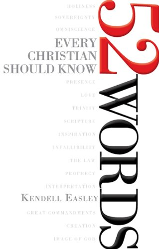 52 Words Every Christian Should Know