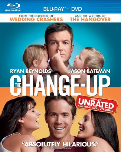 The Change-Up [Blu-ray] DVD