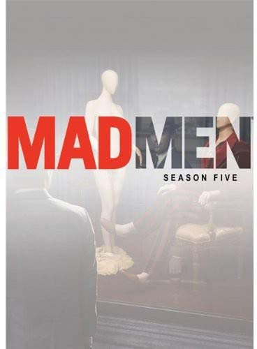 Mad Men: Season Five DVD