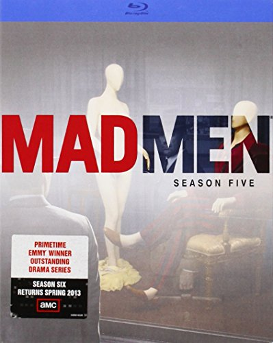 Mad Men: Season Five [Blu-ray] DVD