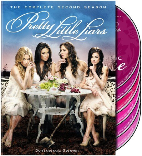 Pretty Little Liars: The Complete Second Season DVD