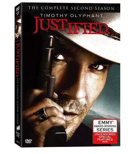 Justified: The Complete Second Season DVD