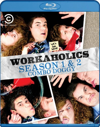 Workaholics: Seasons 1 & 2 [Blu-ray] DVD