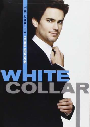 White Collar: Season Three DVD