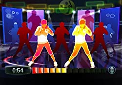 Screenshot: Zumba Fitness - Join the Party
