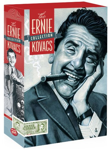 The Ernie Kovacs Collection cover