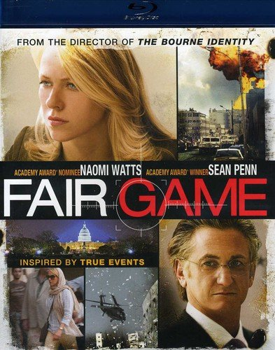 Fair Game [Blu-ray] DVD